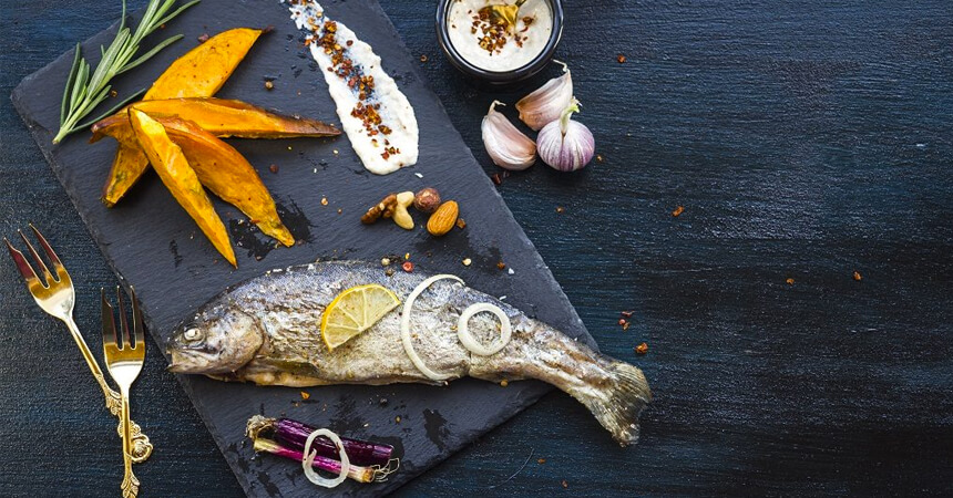 Fish and Tausi