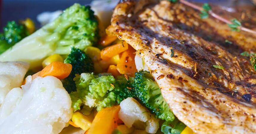 Creamy Broccoli and Chicken