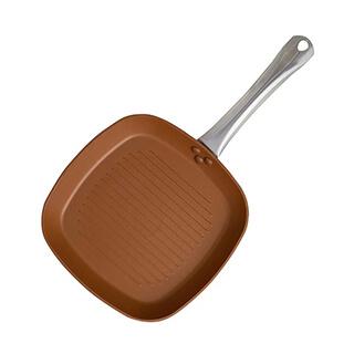 NK-FGP 28cm Square Grill Pan