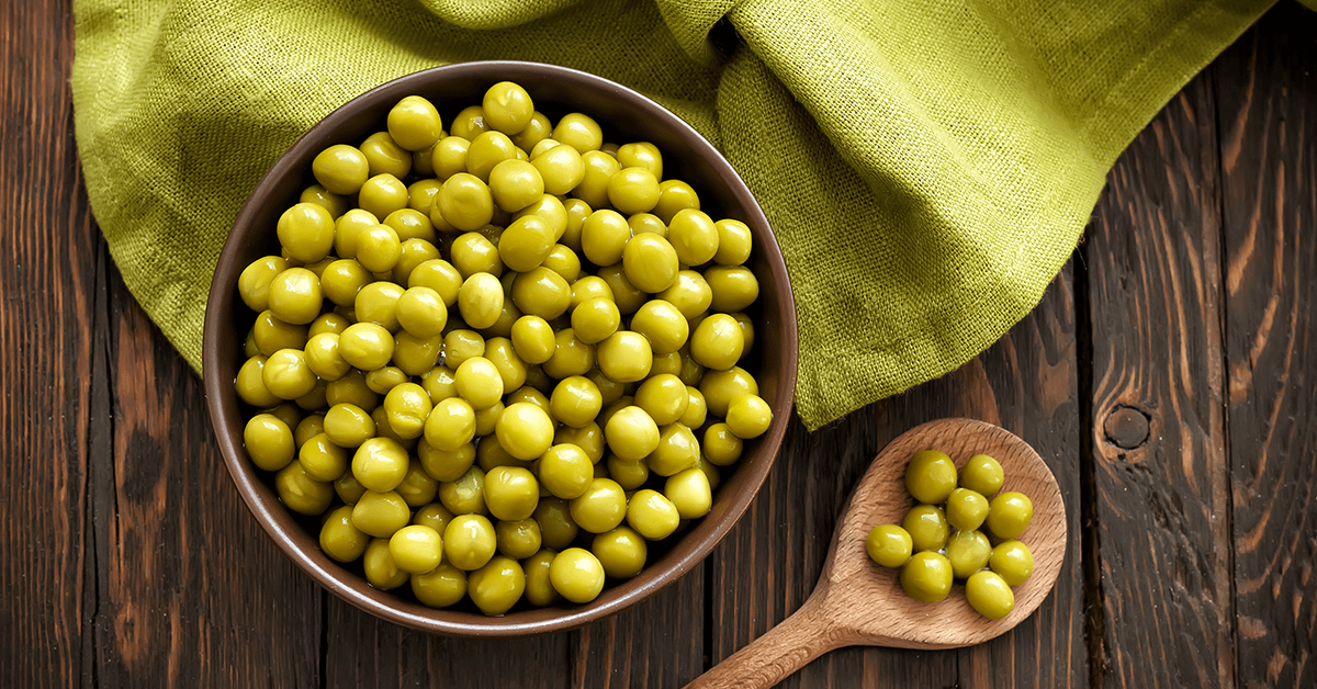 3 Health Benefits of Green Peas You Probably Didn't Know + 3 Healthy Recipes