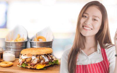 Prime Mom Exclusive: Mushroom Burger Business Basics