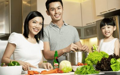 The 4 Hearty Benefits of Home Cooking