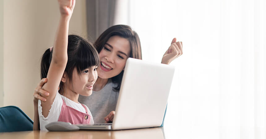 Parenting in a Pandemic: Readying the Kids for e-Learning