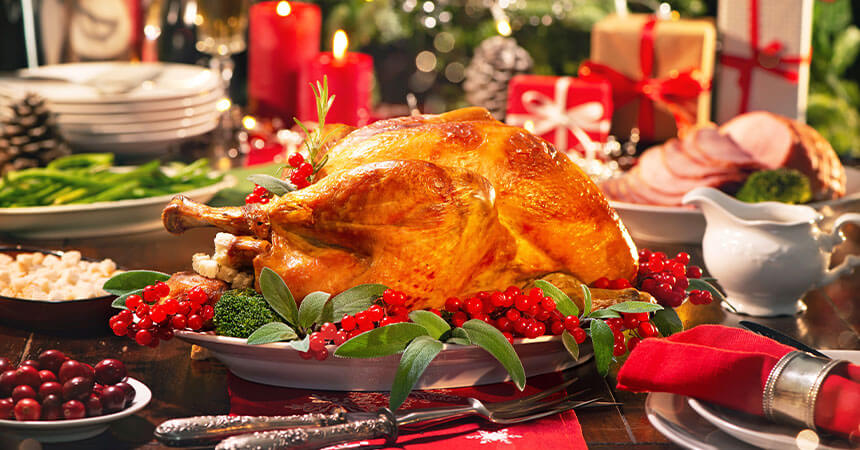 4 Best Christmas Food Ideas for Your Business