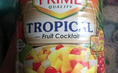 My Two Cents on Mega Prime Tropical Fruit Cocktails