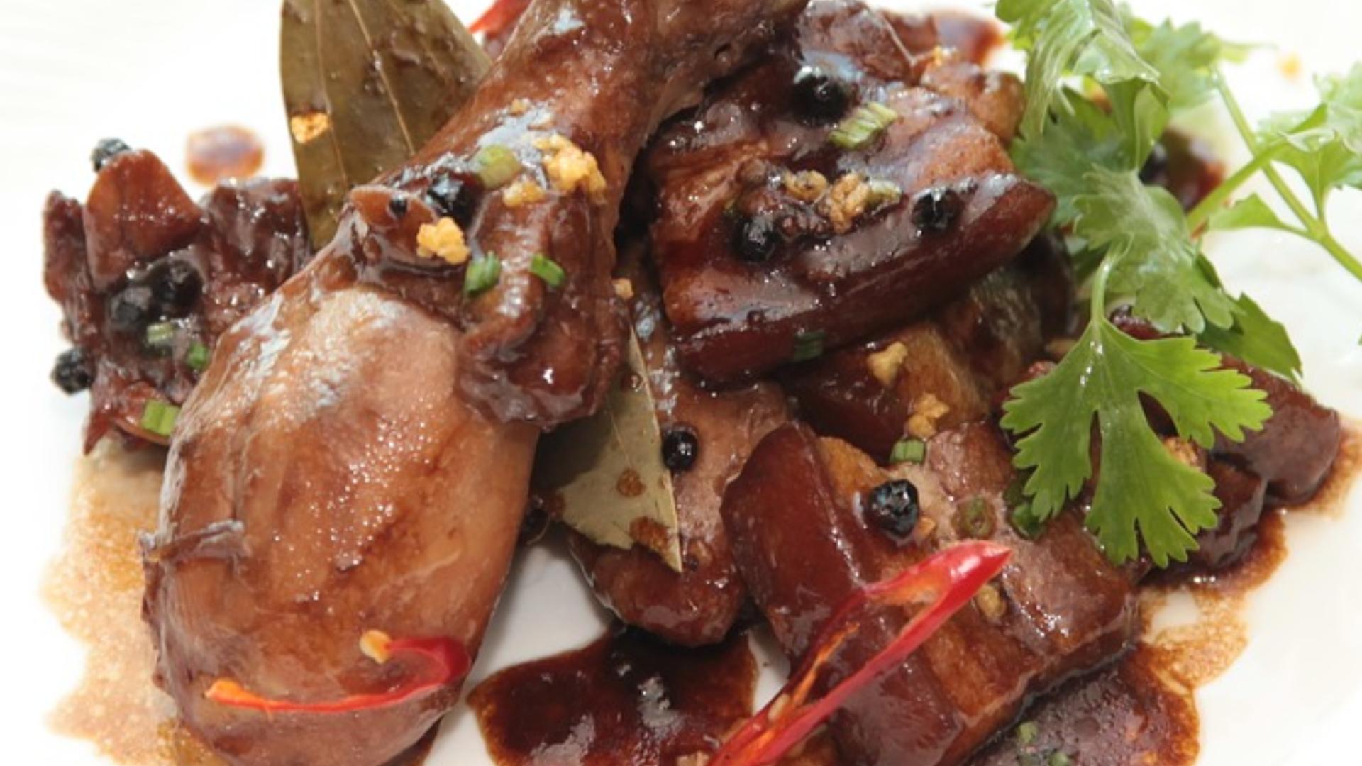 Chicken Adobo Panlasang Pinoy Facts & Recipes