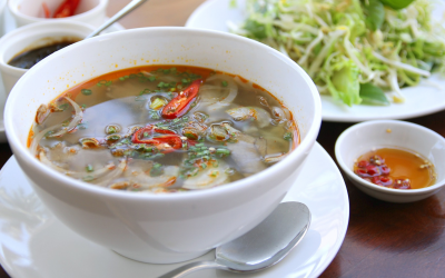 Level Up Soup Recipes Easy with Vermicelli!